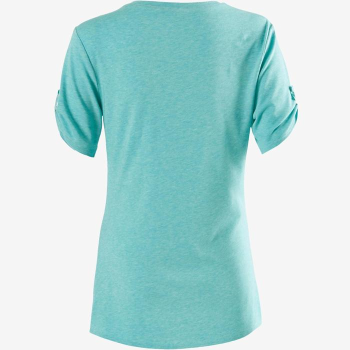 T-Shirt 510 Gym & Pilates Damen blau
