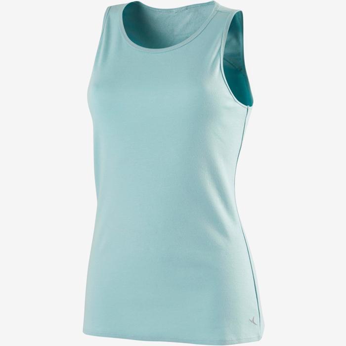 Top 500 pilates en lichte gym dames lichtblauw