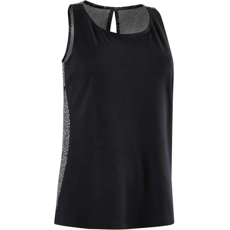 ЖЕНСКИЕ ФУТБОЛКИ ‒ ЛЕГГИНСЫ ‒ ШОРТЫ Женская летняя одежда - Майка 520 GYM жен.  NYAMBA - Женская летняя одежда