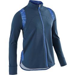 Licht ademend vest S900 meisjes GYM KINDEREN blauw