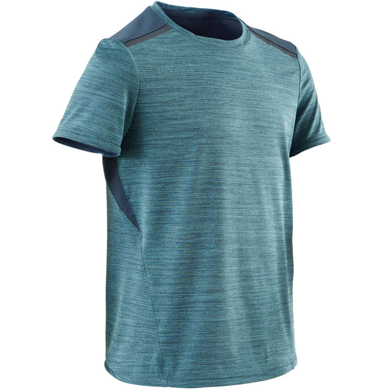 Schulsport Bekleidung Jungen Light - T-Shirt S500 Gym Kinder DOMYOS