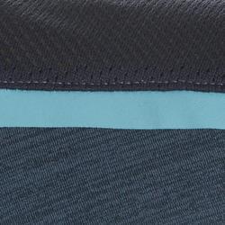 T-shirt korte mouwen synthetisch ademend S500 jongens GYM KINDEREN donkerblauw