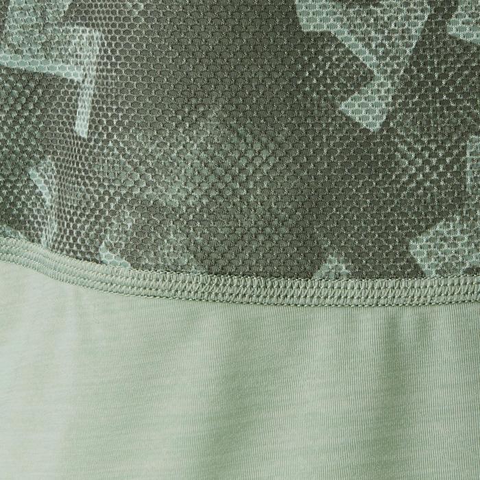 T-Shirt atmungsaktiv S900 Gym Kinder hellkaki