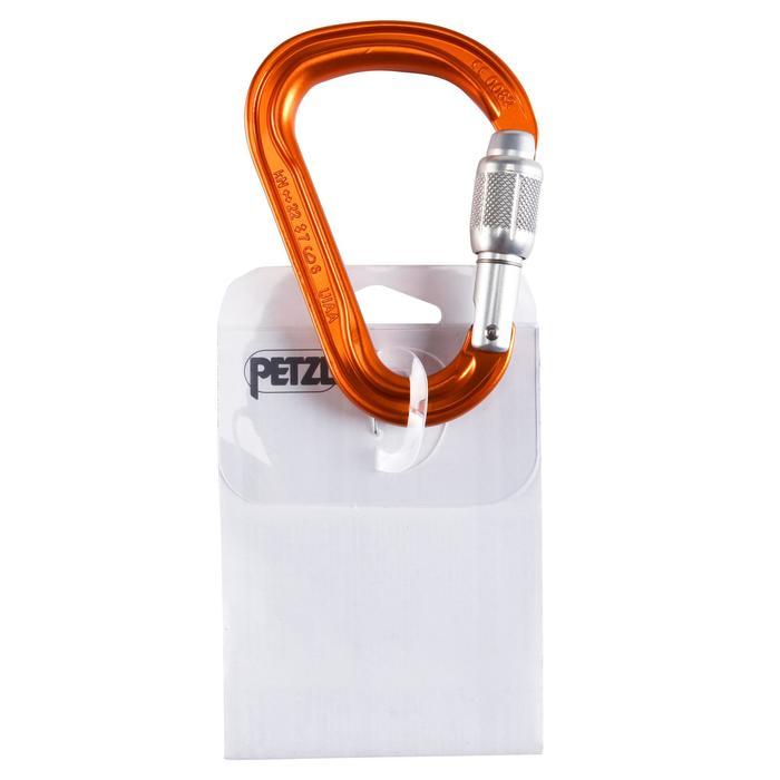 Zekeringskarabiner Petzl
