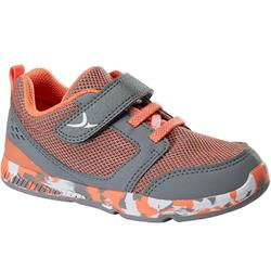 Zapatillas 550 I MOVE KNIT GIMNASIA GRIS NARANJA /MULTICOLOR