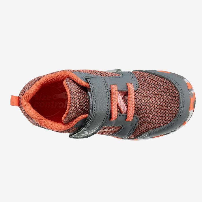 Zapatillas 550 I MOVE KNIT GIMNASIA GRIS NARANJA /MULTICOLOR