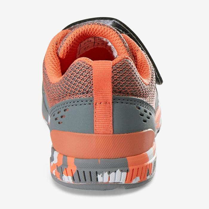 Chaussures 550 I MOVE KNIT GYM GRIS ORANGE /XCO