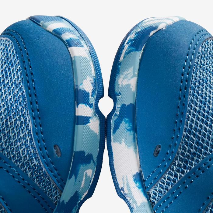 Schoenen 550 knit I Move blauw xco