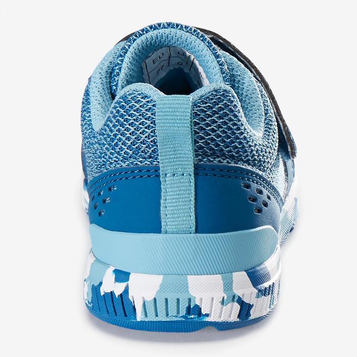 Turnschuhe 550 I Move Knit Babyturnen blau