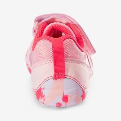 Zapatillas Gimnasia Bebé Domyos 520 I Learn Breath Bebé Rosa