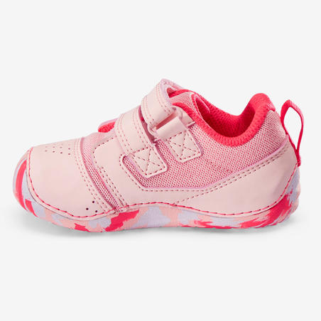 510 I Learn Breathable Gym Shoes - Light Pink