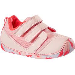 Zapatillas Bebé primeros pasos Domyos 510 I Learn Breath coral tallas 20 al 24