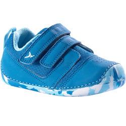 Gymschoenen sportschoenen kind maat 20 tot 24 I Learn blauw