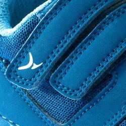 Zapatillas Gimnasia Bebé Domyos 510 I Learn Breath Bebé Azul