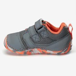 Turnschuhe 510 I Learn Breath Gym Baby grau/orange