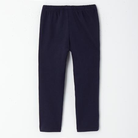 Pantalon bébé Gym 100 marine