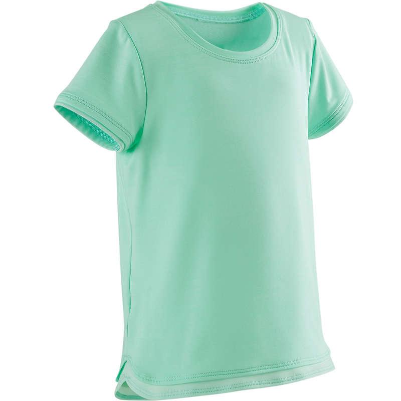 ABBIGLIAMENTO BABY Ginnastica, Pilates - T-shirt baby gym S500  DOMYOS - Ginnastica, Pilates