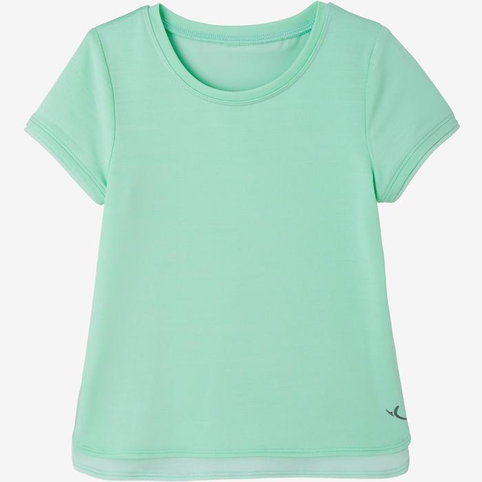 T-Shirt S500 Keep In Up Babyturnen grün