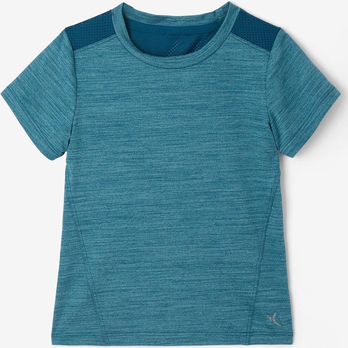 T-shirt korte mouwen S500 Pruisisch blauw