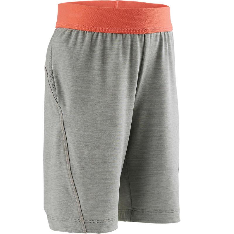 S500 Baby Gym Shorts - Grey