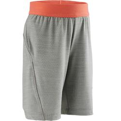 S500 Baby Gym Shorts - Grey