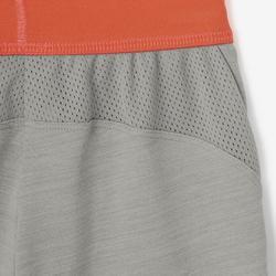 Sporthose kurz S500 Babyturnen grau