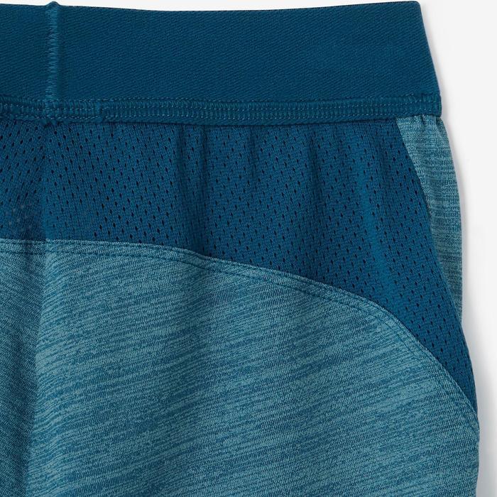 Short Baby Gym S500 Bleu P