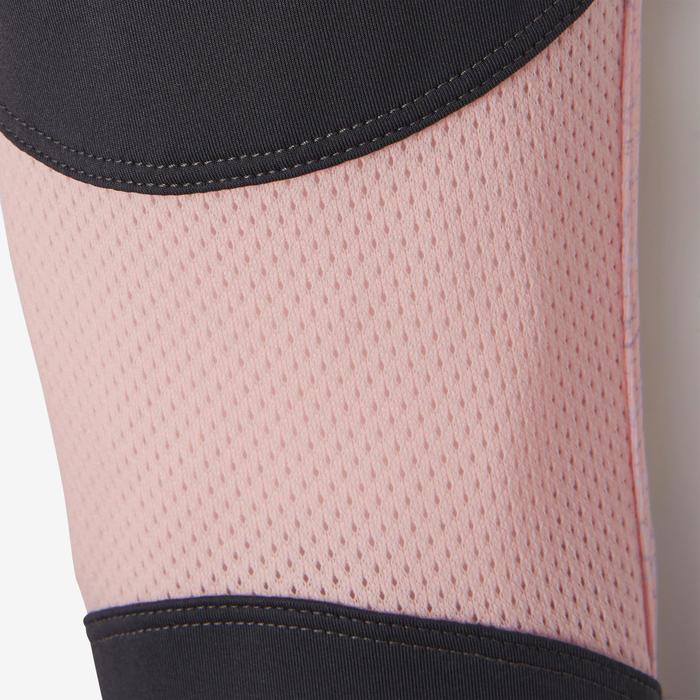 Legging baby gym S500 Gris/Rose