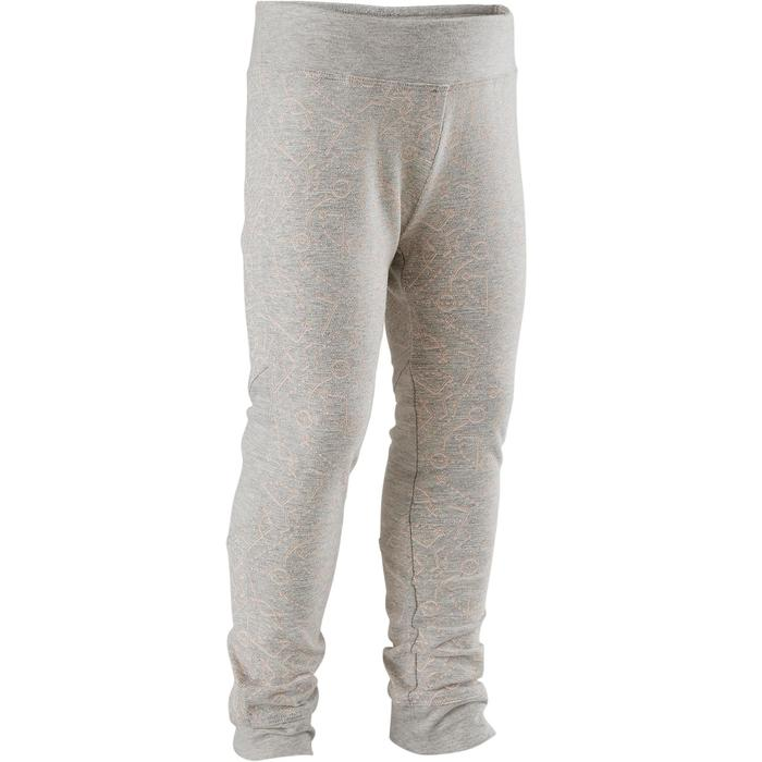 Legging baby gym 500 Gris