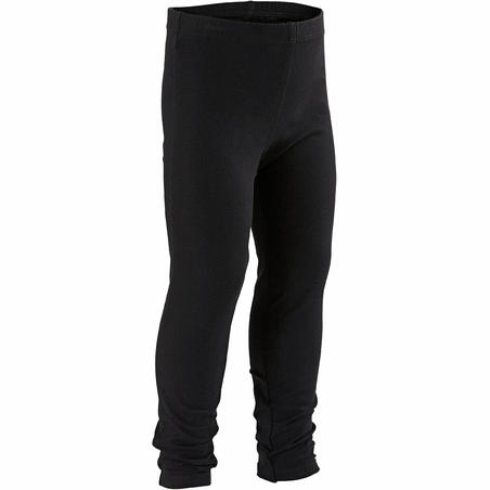 100 Baby Gym Leggings - Black