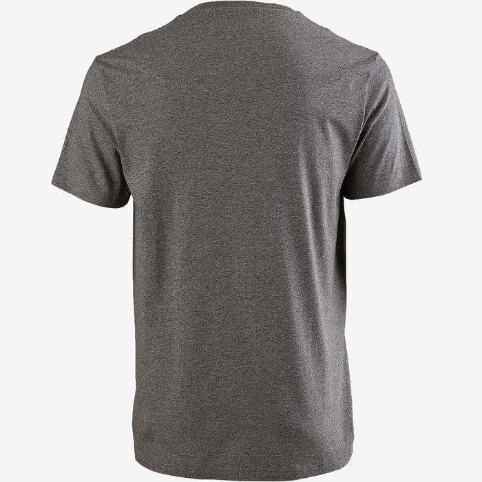 T-shirt homme Sportee 100% coton gris foncé