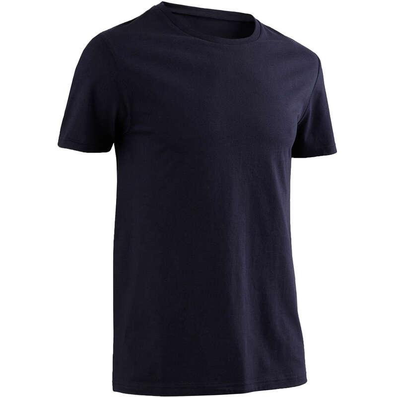 KLÄDER FÖR GYMNASTIK, PILATES, HERR Pilates och Yoga - T-shirt Sportee 100 Gym Herr NYAMBA - SPORTER