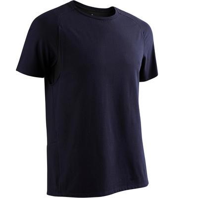 T-Shirt Free Move 540 Pilates Gym douce homme bleu marine
