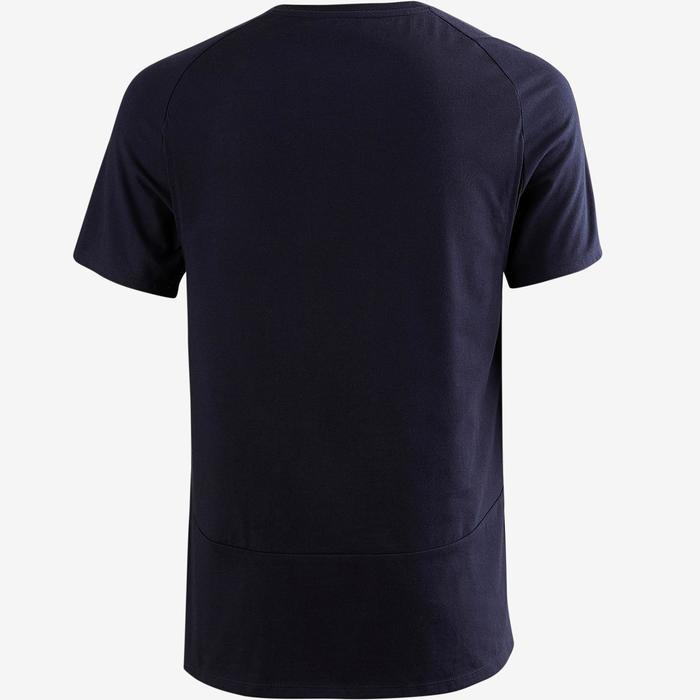 T-Shirt 540 Free Move Pilates Gym douce homme bleu marine