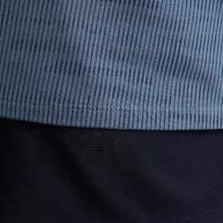 T-Shirt Free Move 540 Pilates sanfte Gym Herren blau AOP