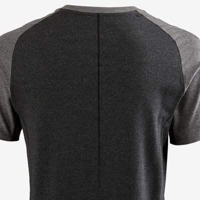 T-Shirt 560 Pilates Gym douce homme gris clair