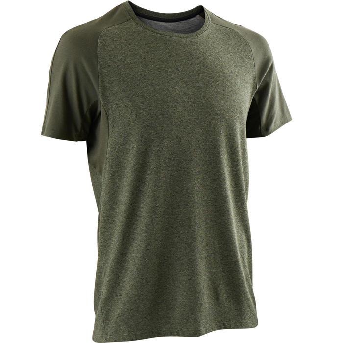 T-shirt homme 520 kaki chiné