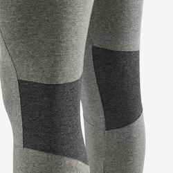 560 Skintight Gentle Gym & Pilates Shorts - Light Grey