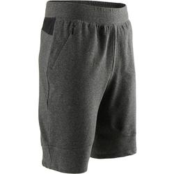 560 Slim-Fit Gentle Gym & Pilates Shorts - Dark Grey