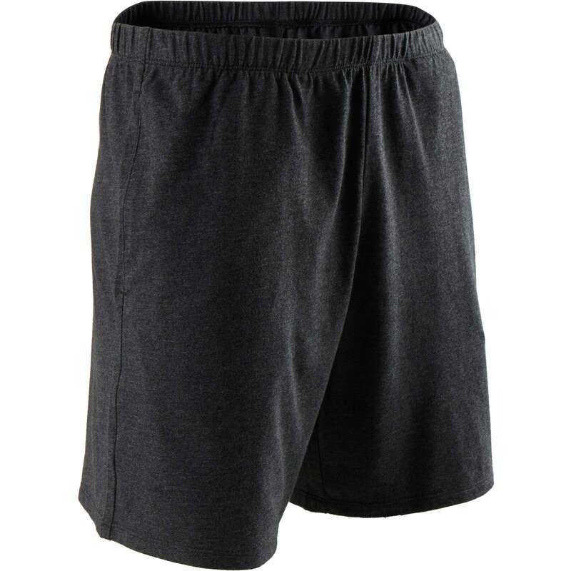MAN GYM, PILATES APPAREL - Men's Regular-Fit Gym Shorts