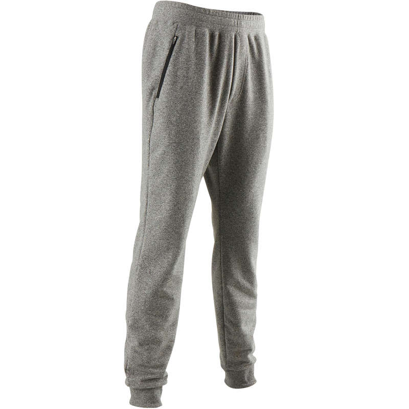 ERKEK PANTOLON, MONT Pilates - 500 EŞOFMAN ALTI NYAMBA - Erkek Pilates Kıyafetleri