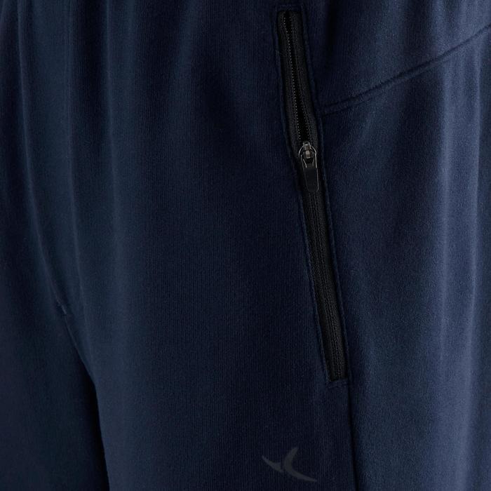 Jogginghose 500 Herren blau