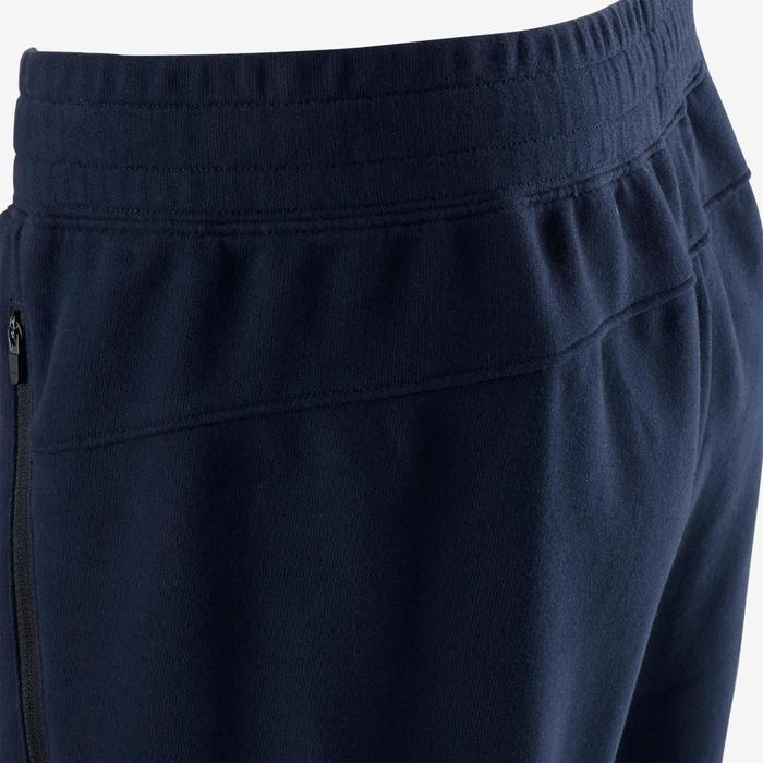 Pantalon de jogging homme 500 bleu