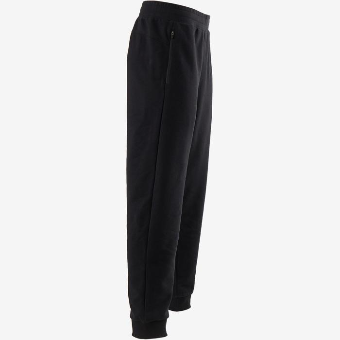 Pantalon de jogging homme 500 noir