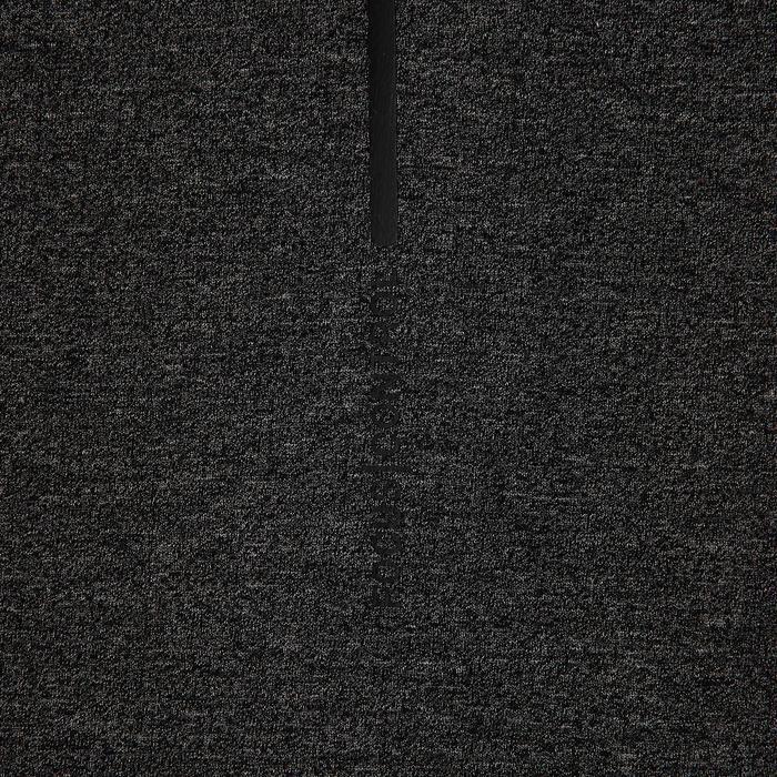 Camiseta Sin Mangas Tirantes Gimnasia Pilates Domyos 560 Hombre Gris Claro