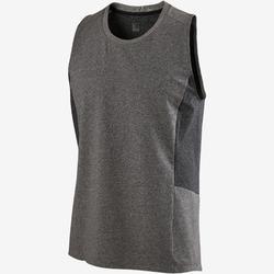 Tank-Shirt 560 Gym & Pilates Herren grau