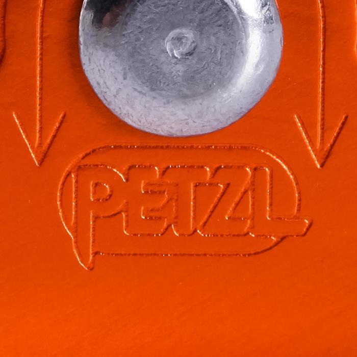 Vaste katrol Petzl