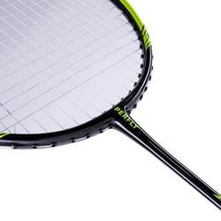 Raquette De Badminton Adulte BR 160 Solid - Noir/Vert
