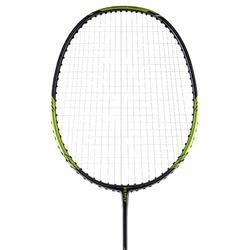 Badminton Racket BR160 Black Green