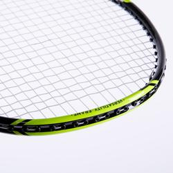 Badmintonschläger BR160 SOLID Erwachsene schwarz/grün